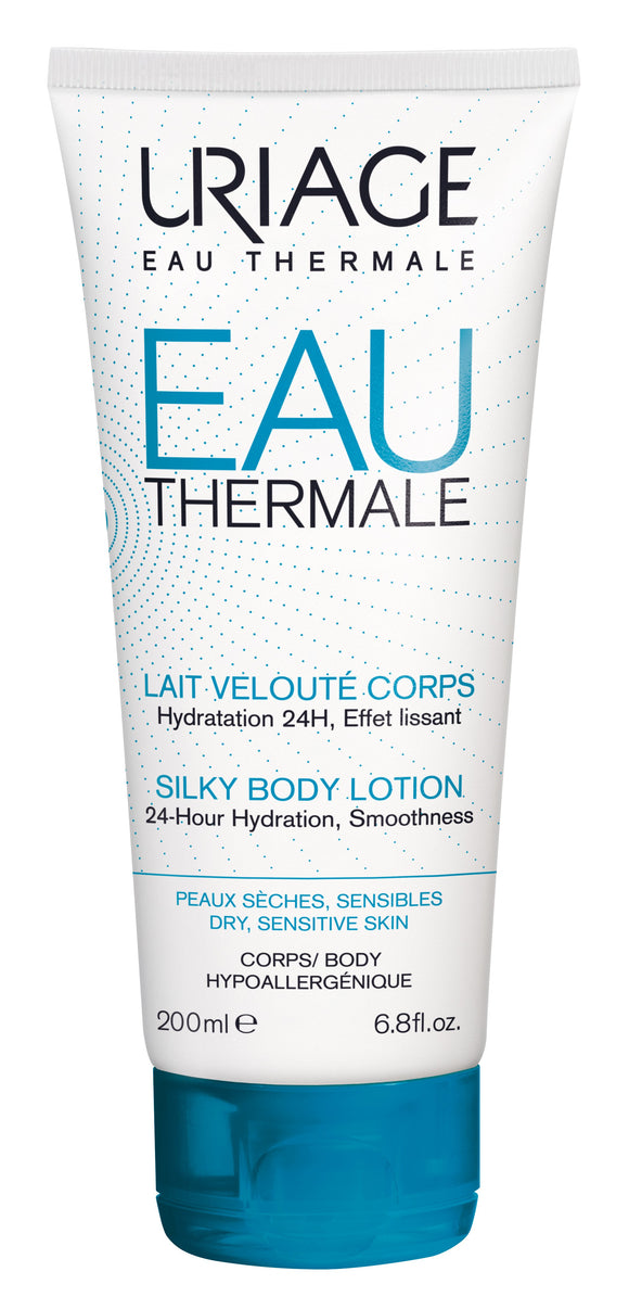 EAU THERMALE - Silky Body Lotion 200ml