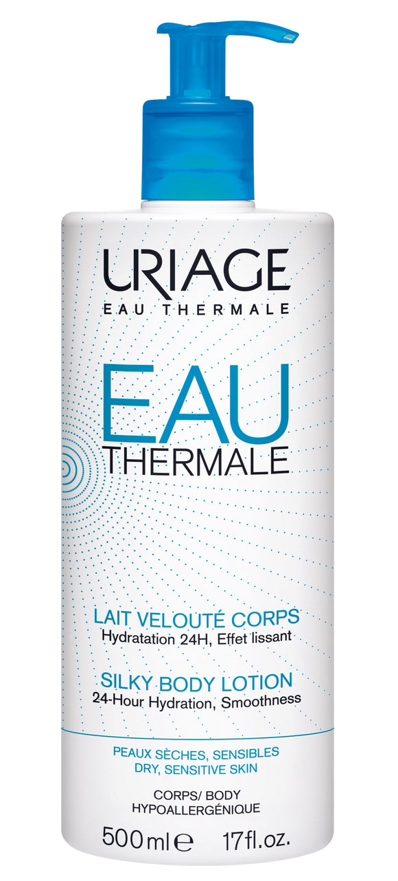 EAU THERMALE - Silky Body Lotion 500ml - Special price