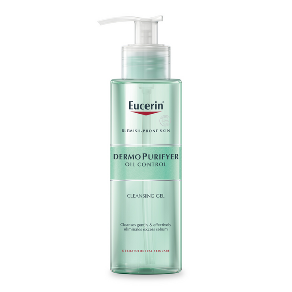 Eucerin DermoPurifyer Cleansing Gel 200ml