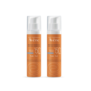 Avène Fluid Tinted 50+ Duo Pack