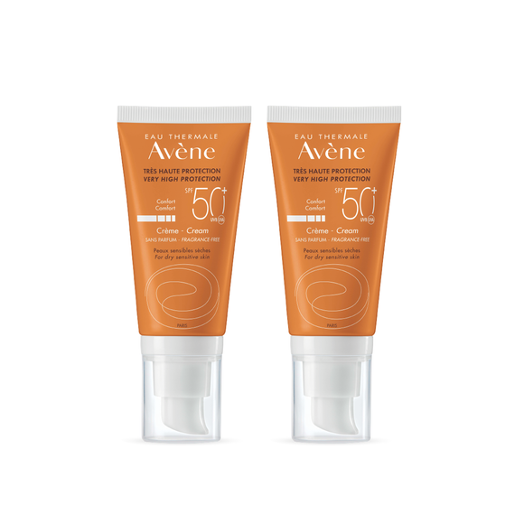 Avène Cream 50+ Duo Pack
