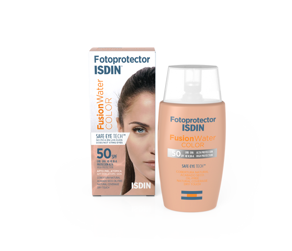 ISDIN Fusion Water color SPF50+ 50ml