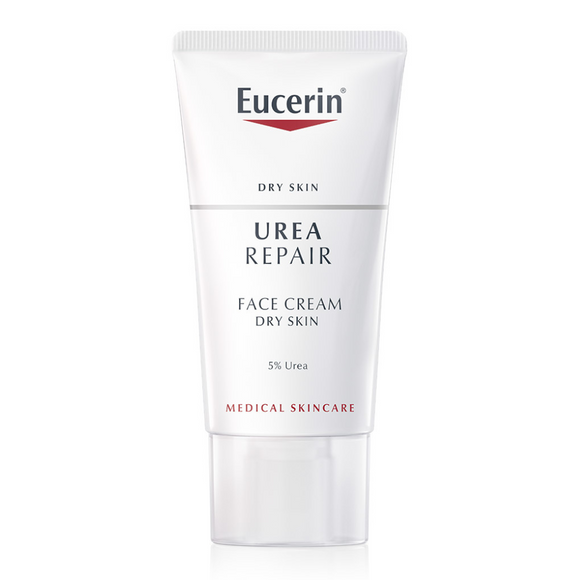 Eucerin Urea Repair Plus 5% Urea Smoothing Face Cream 50ml