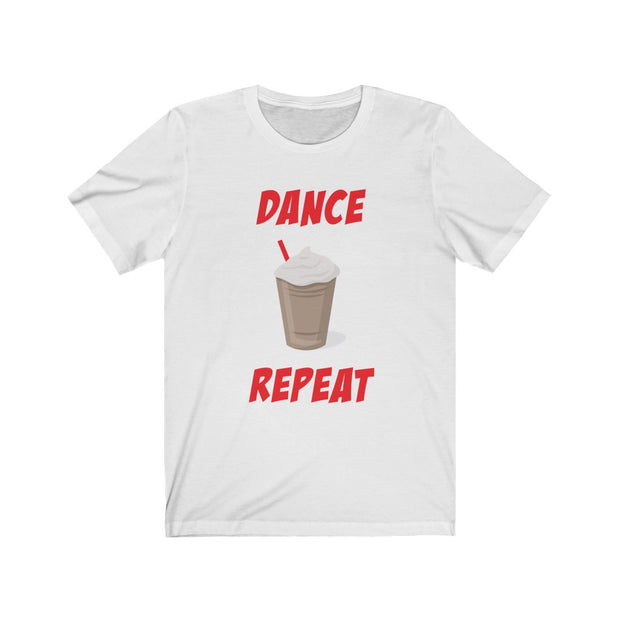 Dance, Coffee, Repeat Tee