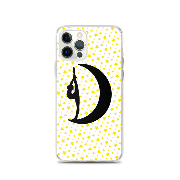 Moon Dance iPhone Case