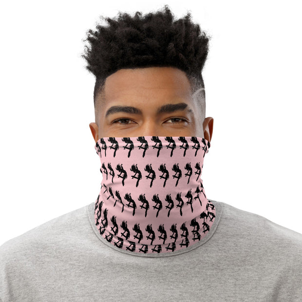 dancer neck gaiter