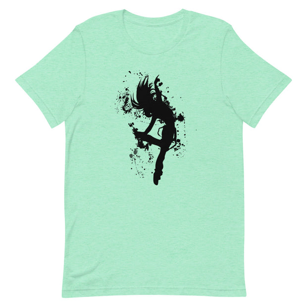 dancer tee (mint)