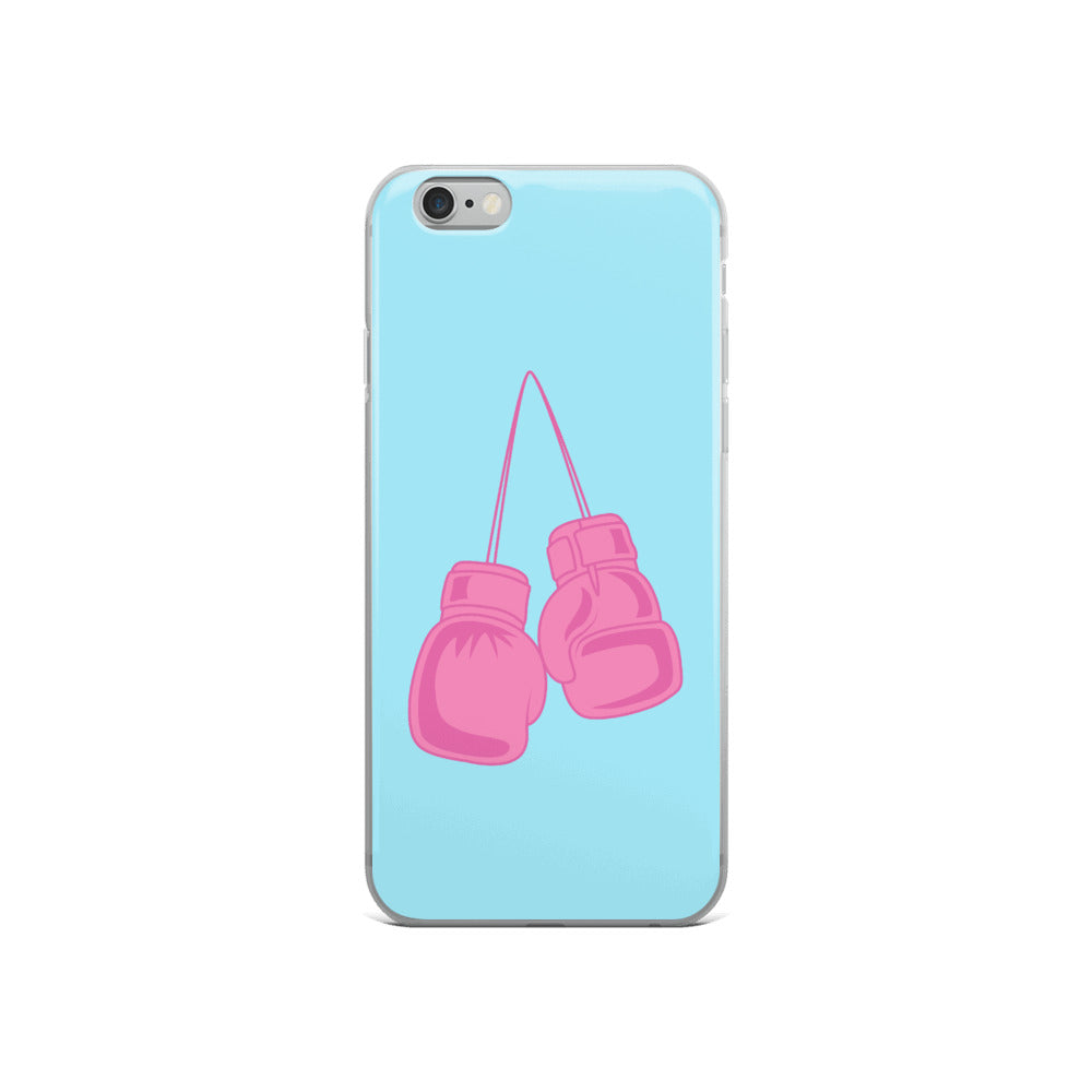 boxing gloves iPhone case