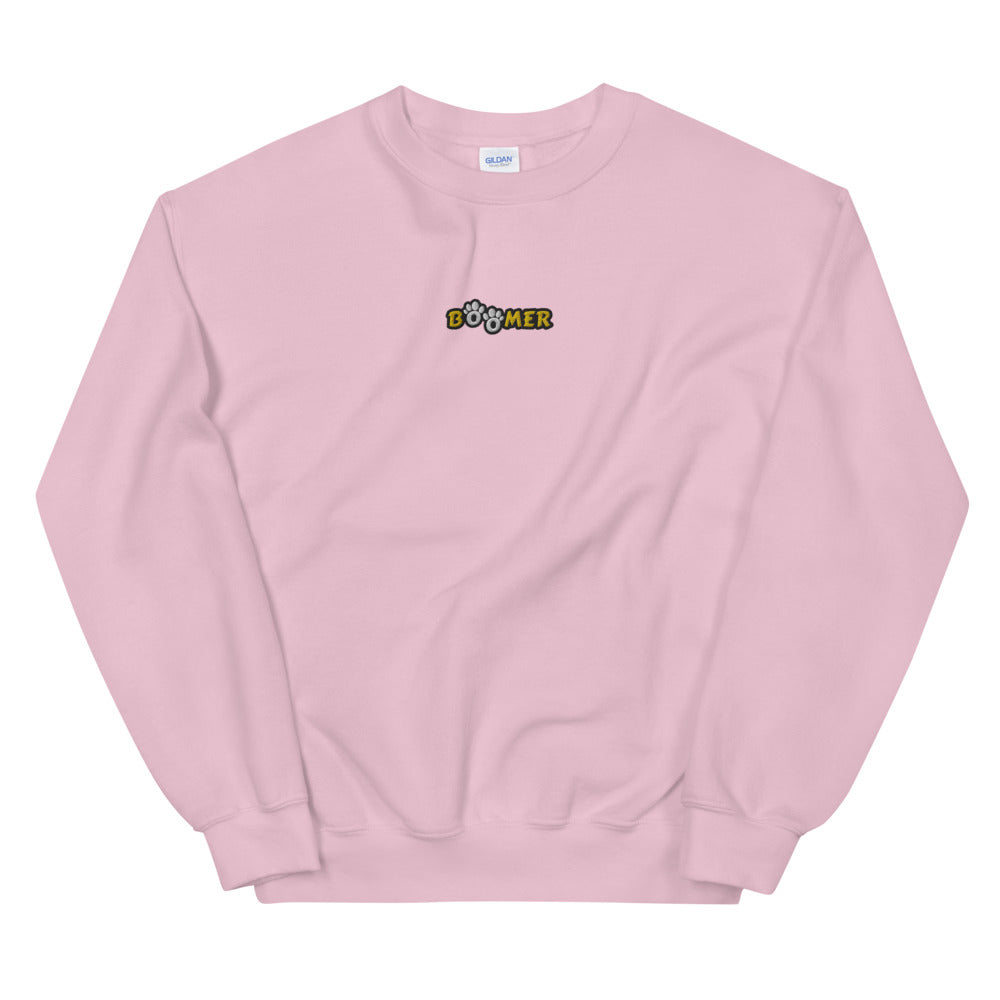 boomer pullover sweatshirt (limited edition)