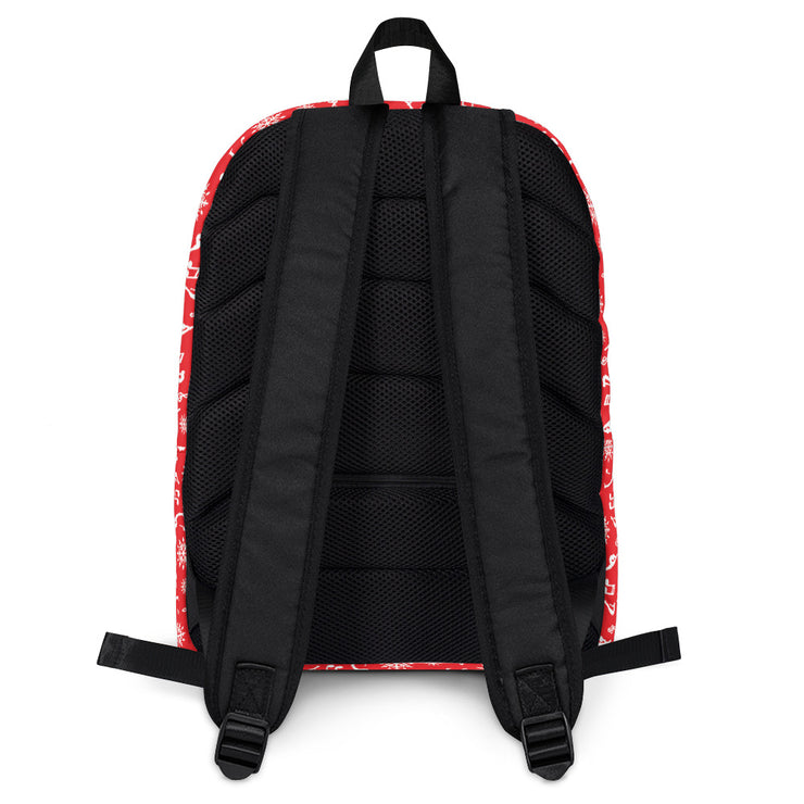 Holiday Cheer Backpack