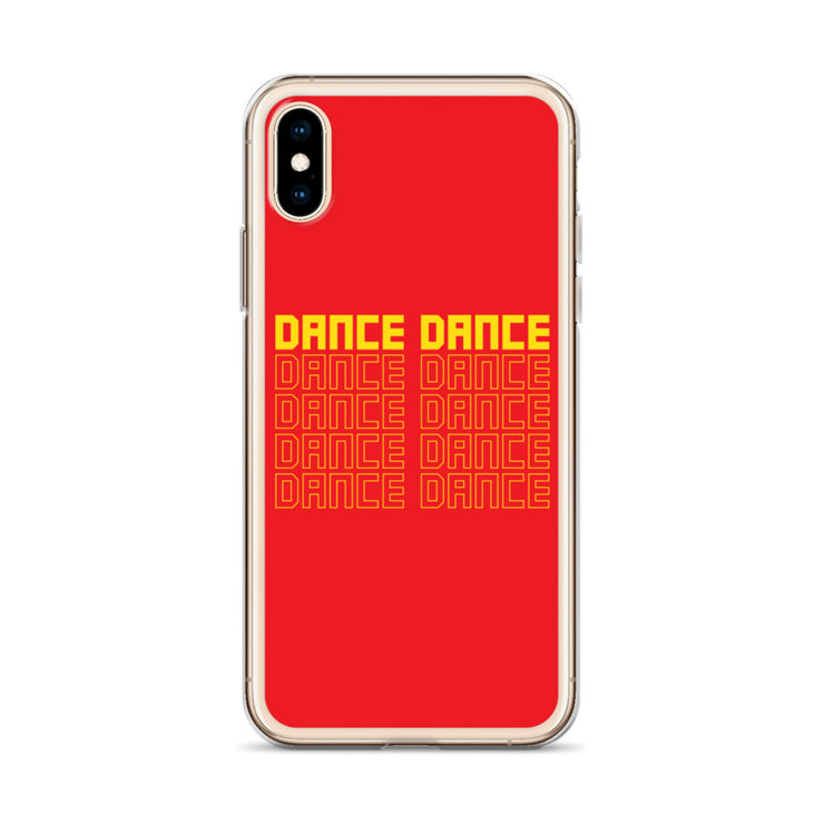 Dance Dance iPhone Case