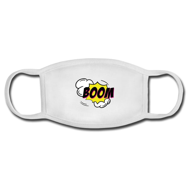 boom face mask