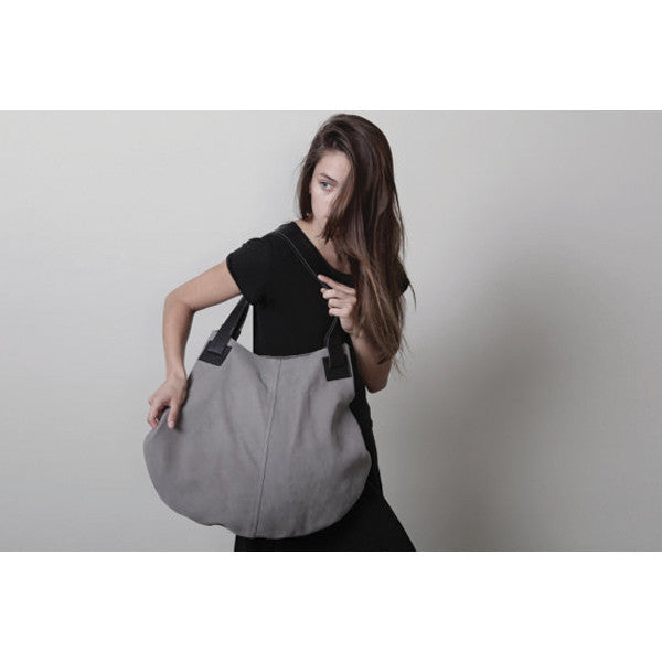 Carolina - Grey Black Strap