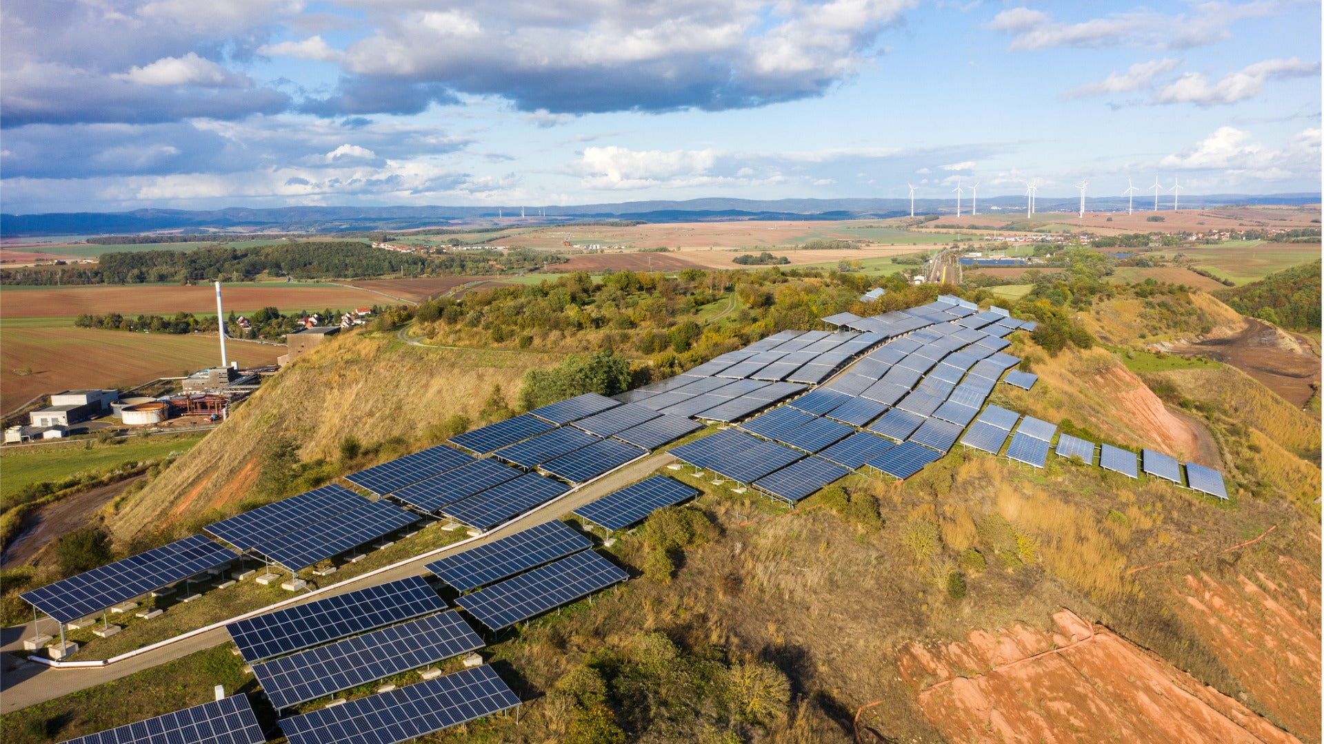 EHI Corp. Solar and Wind Energy Projects