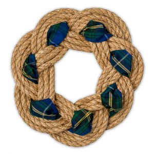 Tartan Sailors' Wreath