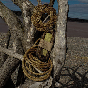 "10"" Manila Rope Wreath Kit"