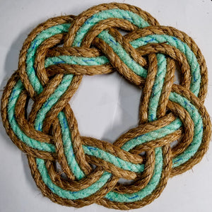 Swirl Sailors Wreath