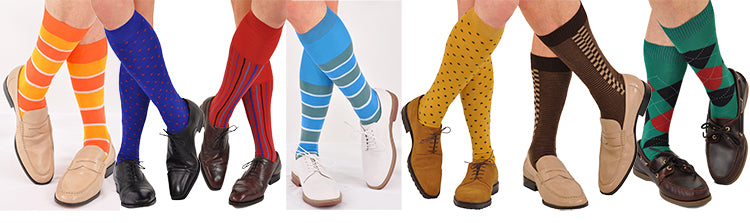 Fun Colorful Socks
