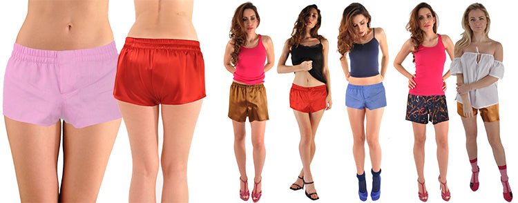 Women's Custom Made Shorts