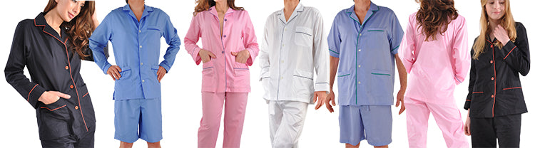 Custom Made Pajamas & Robes