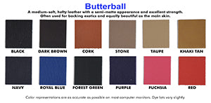 Butterball Cowhide