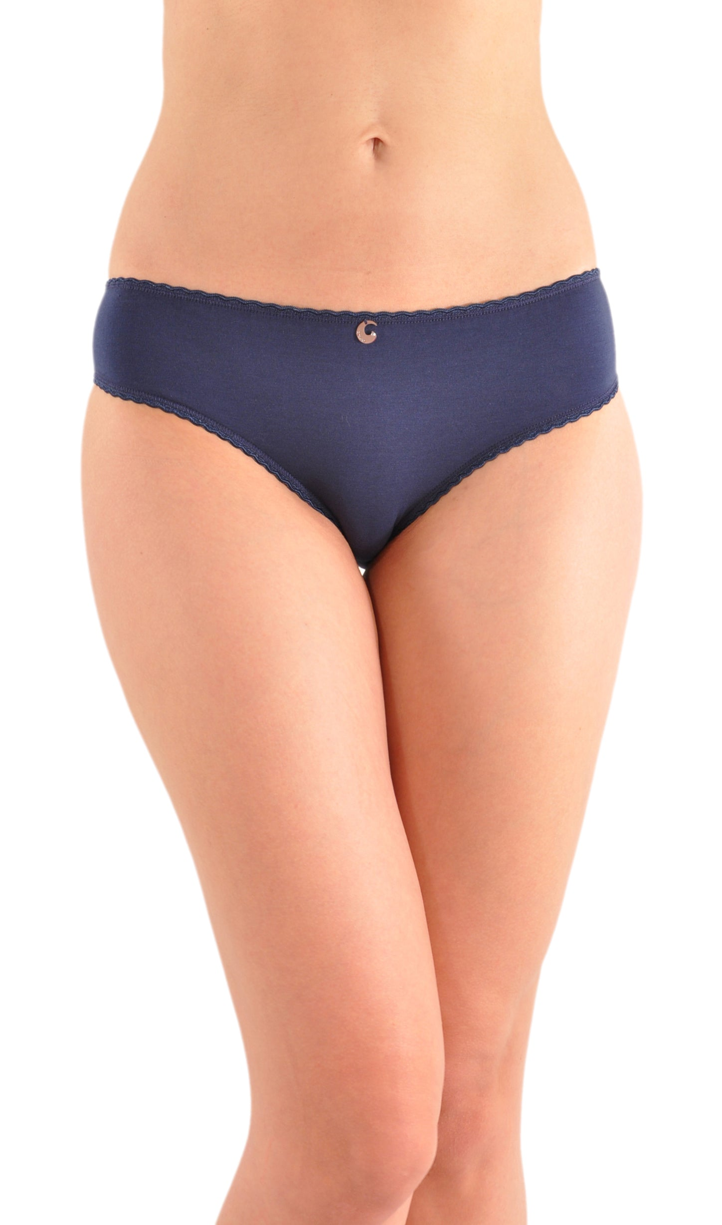 Kabbaz-Kelly Pure Elegance Luxury Bikini Panty