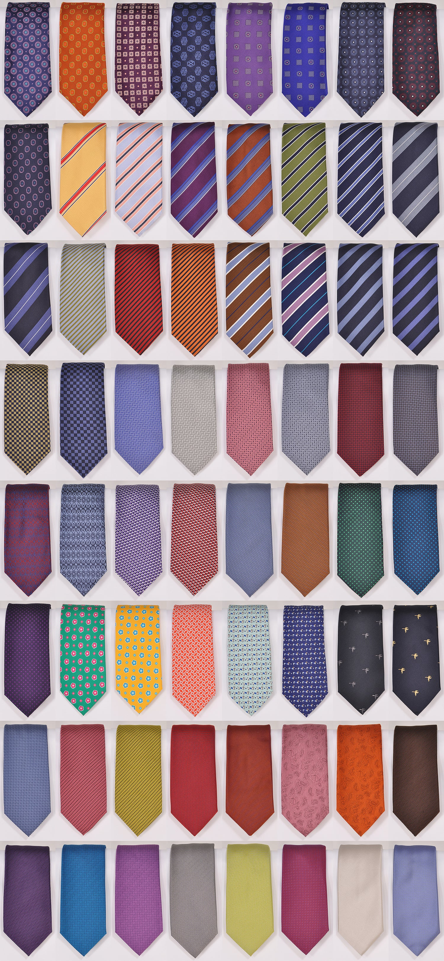 Kabbaz-Kelly Neckties