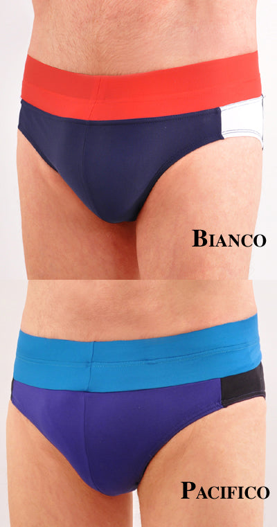 Men's European Style Bikini Swim Brief