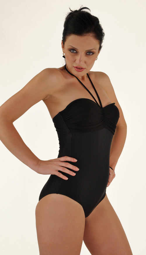 Biarritz by Janine Robin One-Piece Swim Bustier