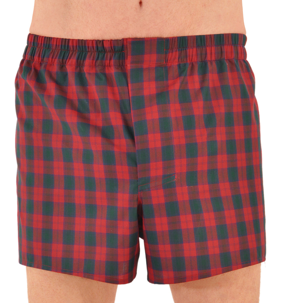 World's Finest Cotton Boxers HandMade-To-Order