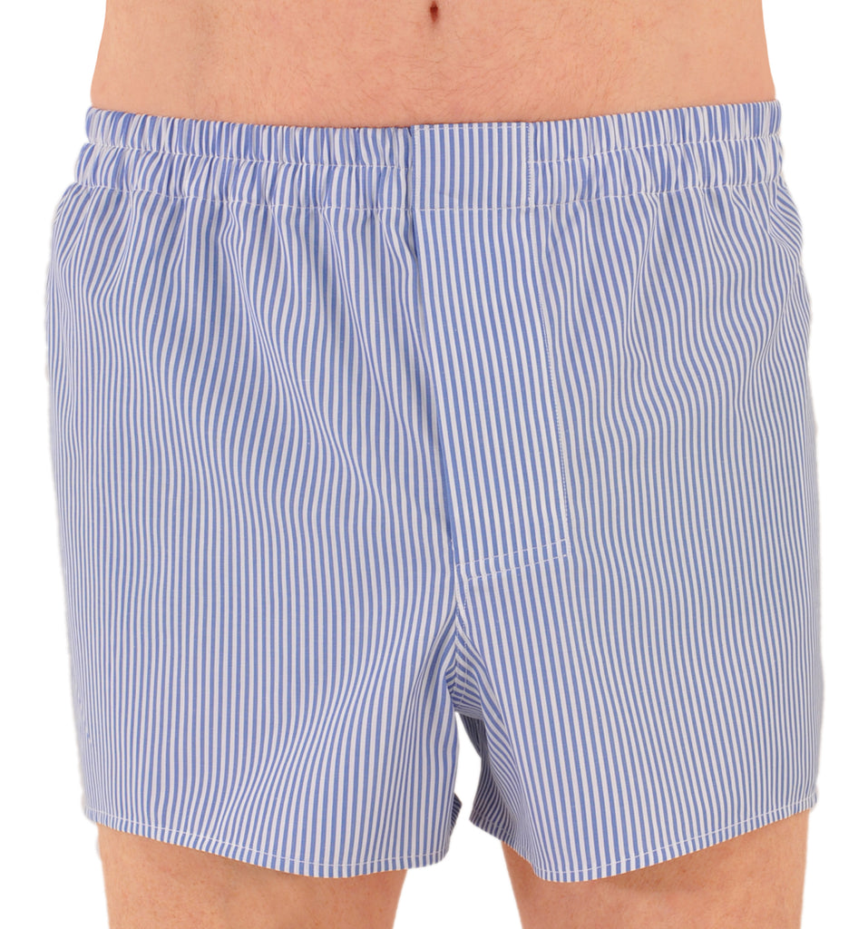 World's Finest Cotton Boxer Shorts HandMade-To-Order