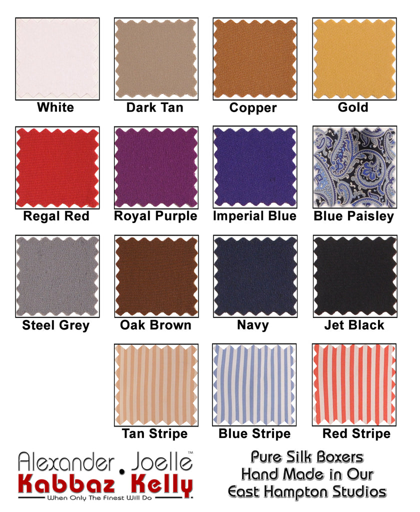 Silk Color Selector