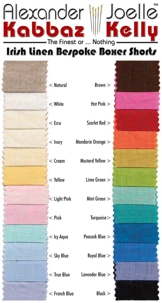 Linen Solid Colors