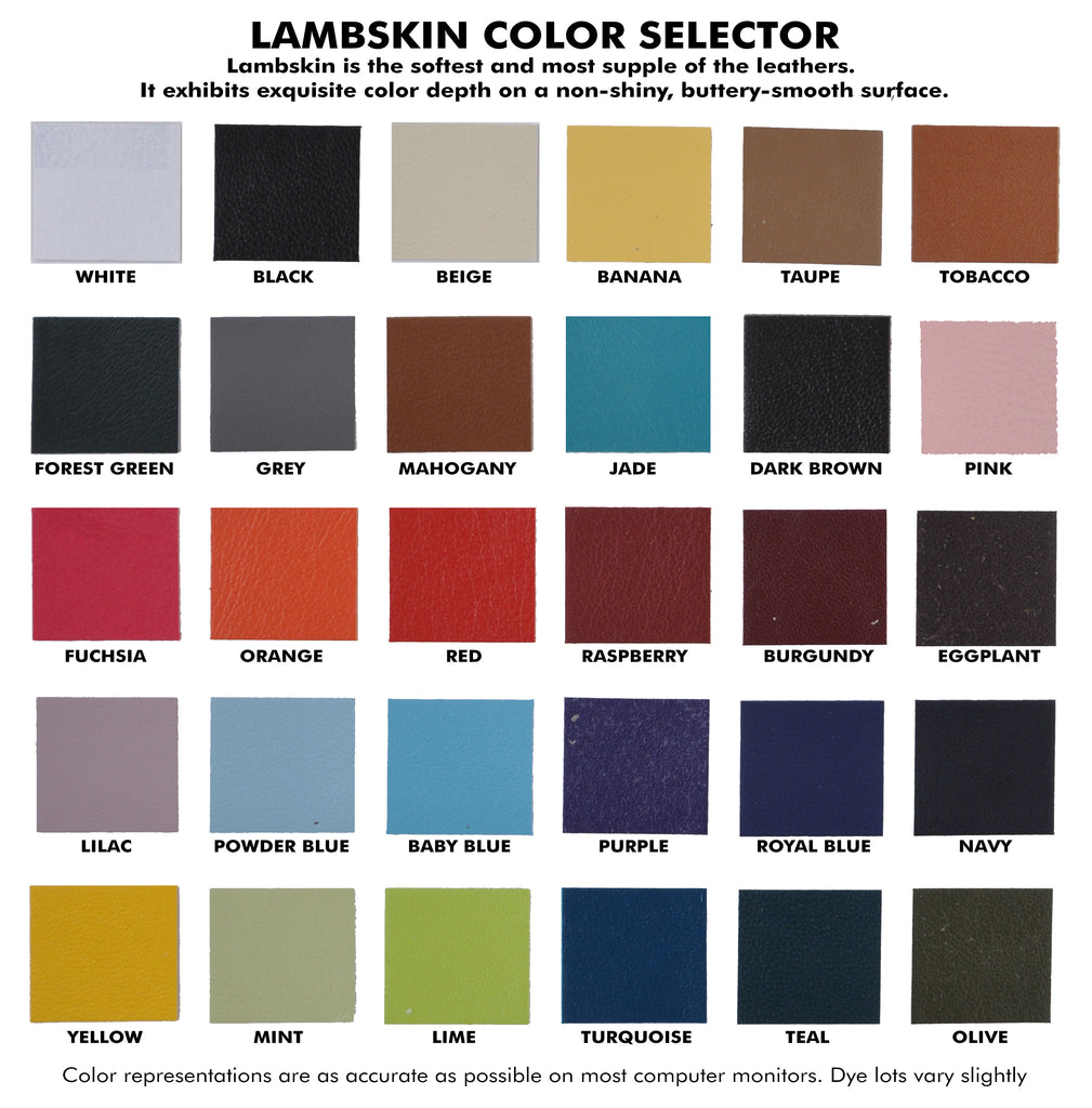 Lambskin Color Selector