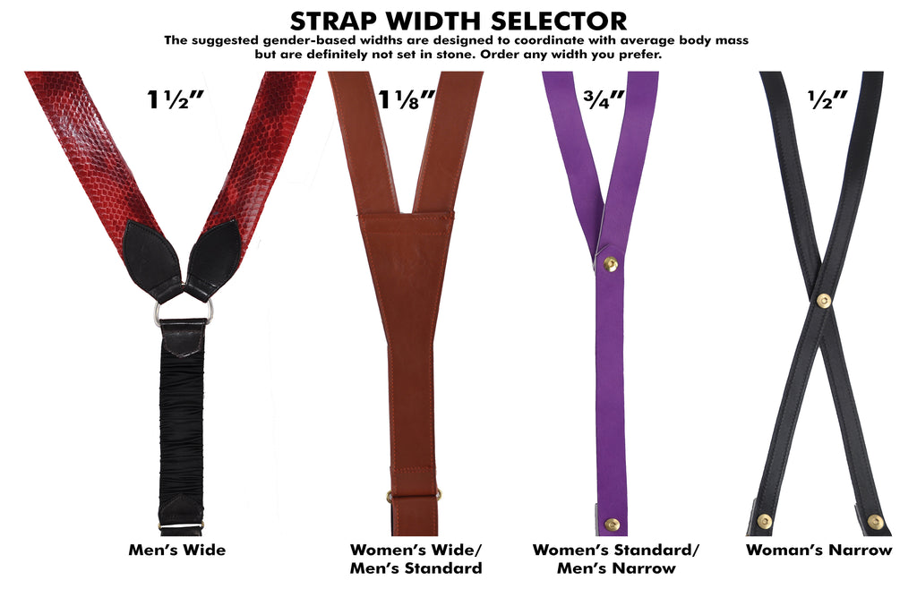 Strap Width Selector