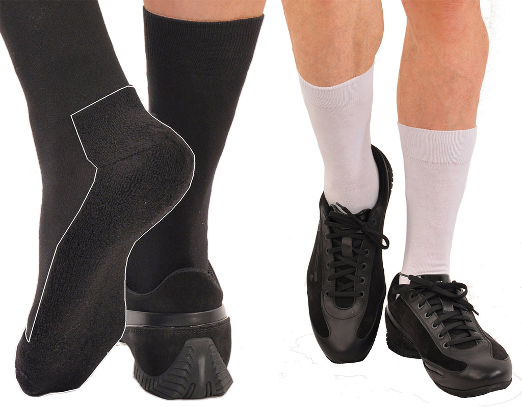 The World's Finest Cotton Athletic/Sport Crew Socks