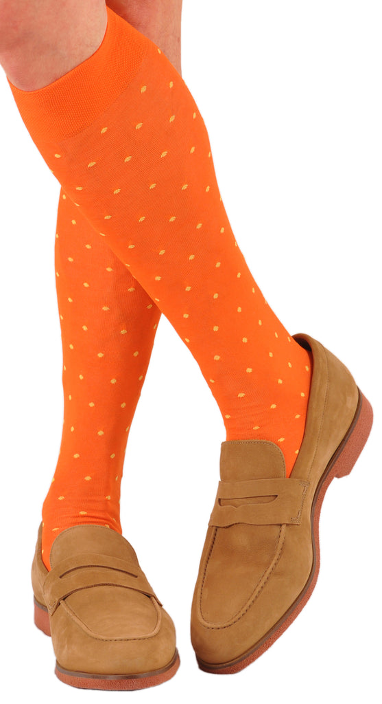 Fun Dots Orange