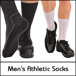 The World's Finest Cotton Athletic/Sport Men's Crew Socks