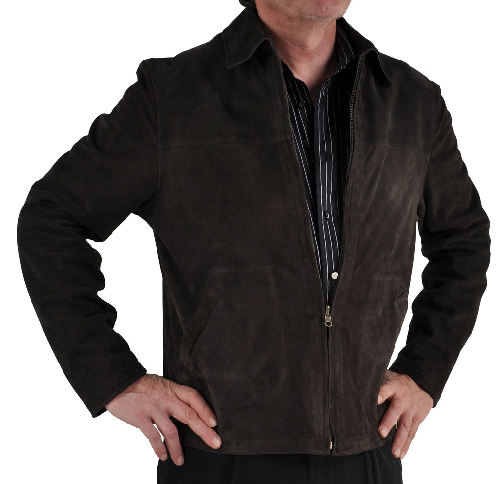 Men's Bespoke Leather Jacket