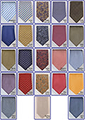 RVR Silk Neckties Handmade in Italy