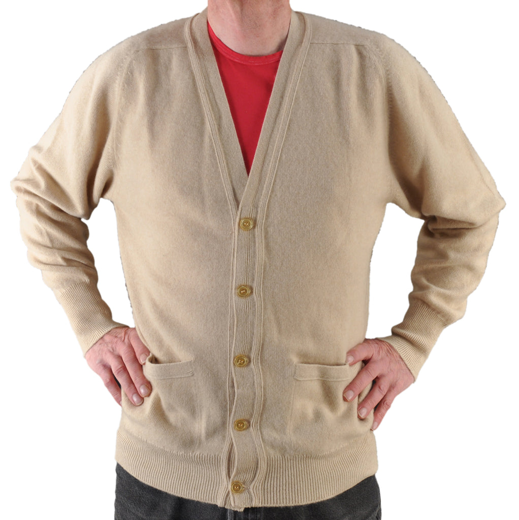 Cardigan in Natural