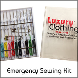 Complete Emergency Sewing Kit