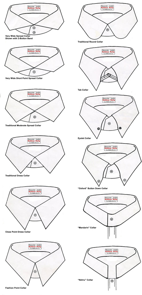 Collar Style Selector