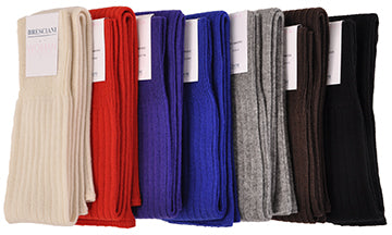 Ultimate, Incomparable, Exclusive, Absolutely Pure 100% Cashmere Leg Warmers - Unisex