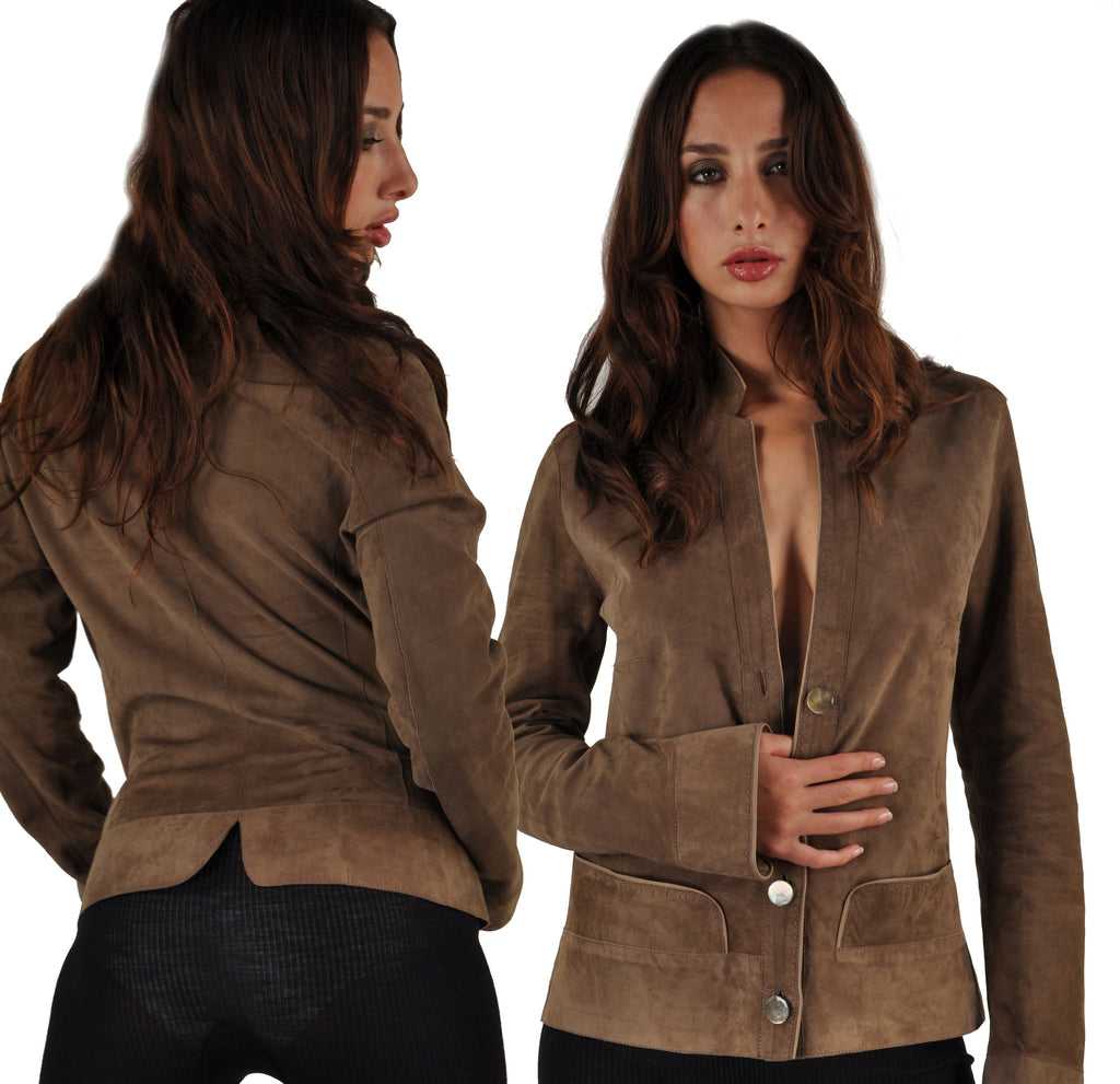 Women's Bespoke Leather Jacket