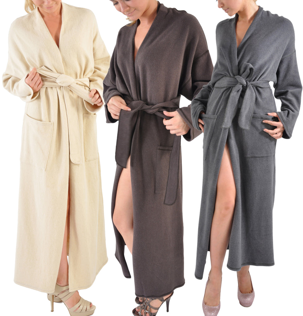Zimmerli Luxury Loungewear/Belted Robe