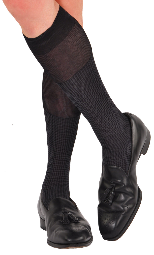 Black (Shown in Over-the-Calf Length)