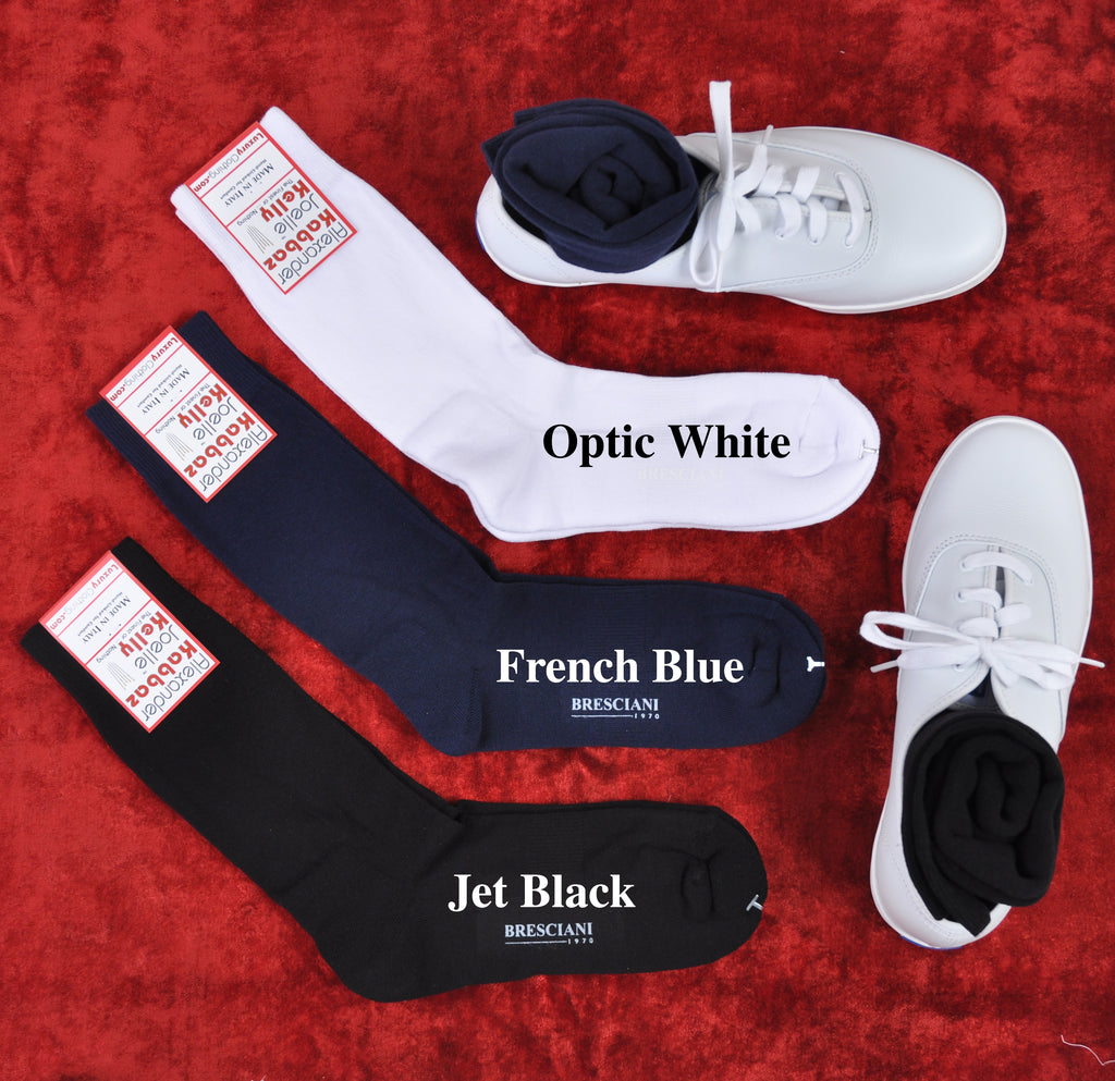 The World's Finest Women's Cotton Athletic/Sport Crew Socks