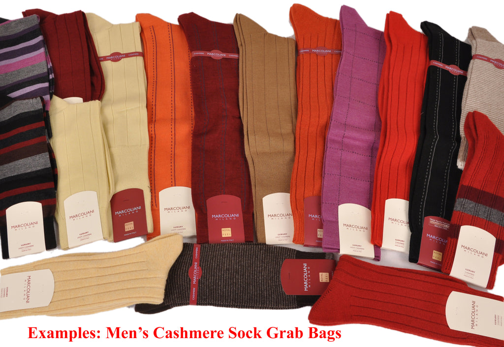 Representative Examples of Grab Bag Socks