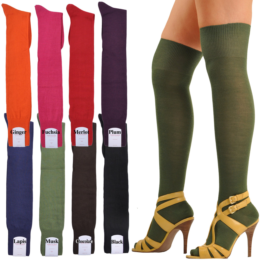 ExtraFine Merino Over-the-Knee Socks